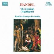 Scholars Baroque Ensemble: Handel: Messiah (Highlights) - CD