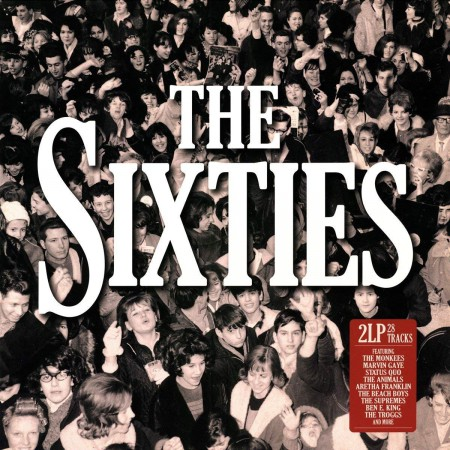 Çeşitli Sanatçılar: The Sixties - Plak