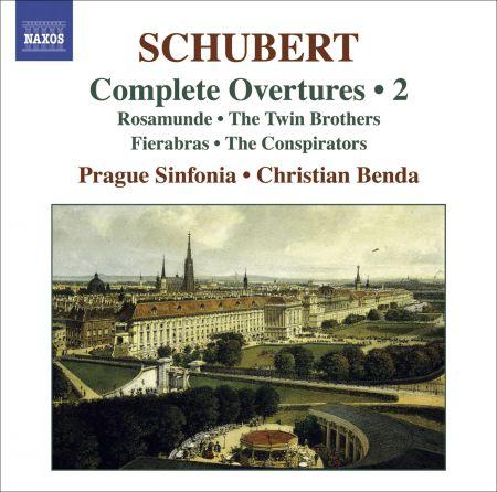 Christian Benda: Schubert, F.: Overtures (Complete), Vol. 2 - CD