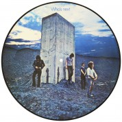 The Who: Who's Next - Plak