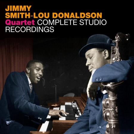 Jimmy Smith, Lou Donaldson: Complete Studio Recordings + 3 Bonus Tracks! - CD