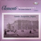 Costantino Mastroprimiano: Clementi: Complete Sonatas Vol. V - CD