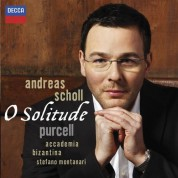 Renée Fleming, Accademia Bizantina, Andreas Scholl, Stefano Montanari: Purcell: O Solitude - CD