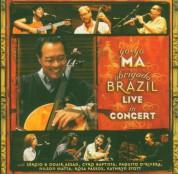 Yo-Yo Ma: Obrigado Brasil - CD