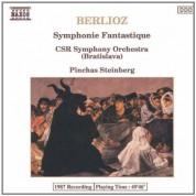 CSR Symphony Orchestra Bratislava, Pinchas Steinberg: Berlioz: Symphonie Fantastique - CD