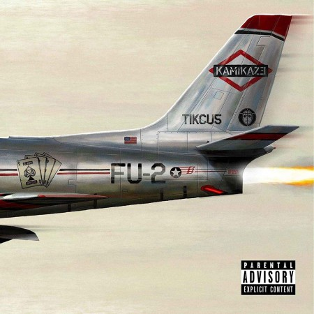 Eminem: Kamikaze - CD