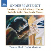 Music for Ondes Martenot - CD