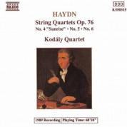 Haydn: String Quartets Op. 76, Nos. 4 - 6 - CD