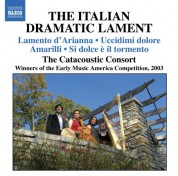 Catherine Webster: The Italian Dramatic Lament - CD
