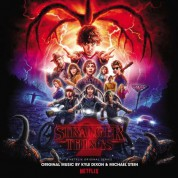 Kyle Dixon, Michael Stein: Stranger Things 2 - Plak