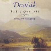 Stamitz Quartet: Dvorak: String Quartets (Complete) - CD