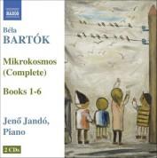 Jeno Jando: Bartok: Piano Music, Vol. 5: Mikrokosmos (Complete) - CD