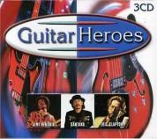 Çeşitli Sanatçılar: Guitar Heroes - CD