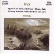 Bax: Harp Quintet / Elegiac Trio / Fantasy Sonata - CD