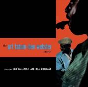 Art Tatum, Ben Webster: Art Tatum & Ben Webster Quartet + 5 Bonus Tracks - CD