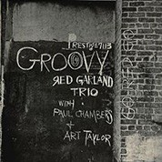 Red Garland Trio: Groovy (45rpm-edition) - Plak