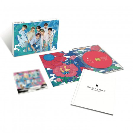 BTS (Bangtan Boys/Beyond The Scene): Map Of The Soul: 7 - The Journey (Limited Edition Version D) - CD