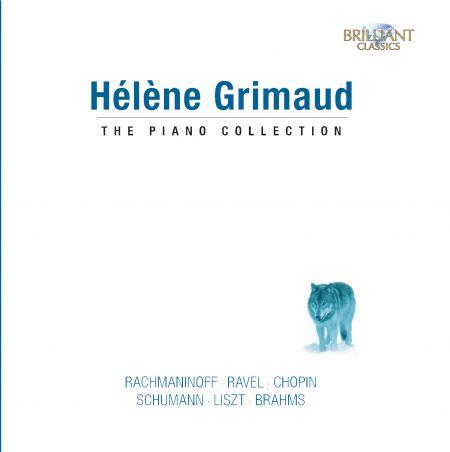 Hélène Grimaud, Royal Philharmonic Orchestra, Jesús López-Cobos: Hélène Grimaud - The Piano Collection (EUR) - CD