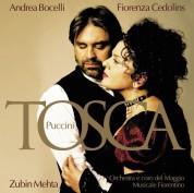 Andrea Bocelli, Carlo Guelfi, Coro Polifonico della Scuola di Musica di Fiesole, Fiorenza Cedolins, Orchestra e coro del Maggio Musicale Fiorentino, Zubin Mehta: Puccini: Tosca - CD