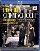 Plácido Domingo, Arturo Chacon-Cruz, Los Angeles Opera Orchestra, Grant Gershon, Woody Allen: Puccini: Gianni Schicchi - BluRay