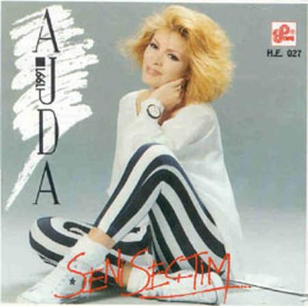 Ajda Pekkan: Seni Seçtim - 1991 - CD