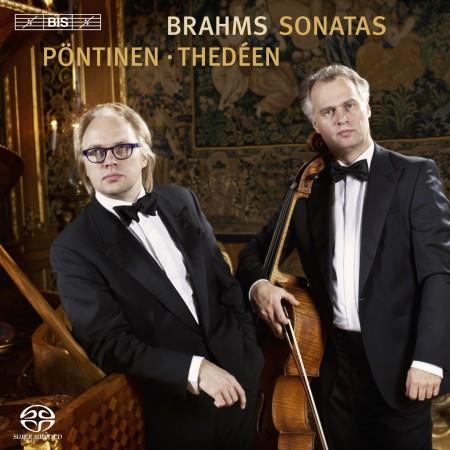 Torleif Thedéen, Roland Pöntinen: Brahms: Cello Sonatas - SACD