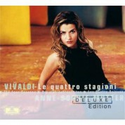 Anne-Sophie Mutter: Vivaldi: Le Quatro Stagioni (Four Seasons) - CD