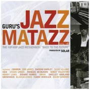 Guru's Jazzmatazz: Vol.4 - CD