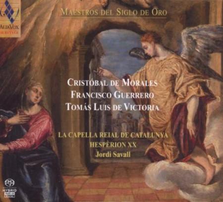 La Capella Reial de Catalunya, Hesperion XX, Jordi Savall: Maestros Del Siglo De Oro - SACD