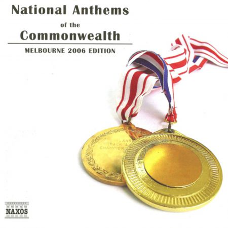 Peter Breiner: National Anthems of the Commonwealth (Melbourne 2006 Edition) - CD