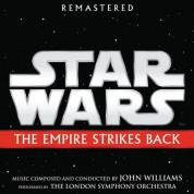 John Williams, London Symphony Orchestra: Star Wars: The Empire Strikes Back - CD