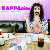 Frank Zappa: Zappatite - CD