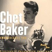 Chet Baker: Embraceable You - CD