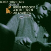 Bobby Hutcherson: Oblique - CD
