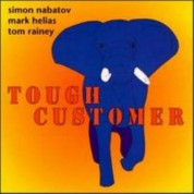 Simon Nabatov Trio: Though Customer - CD