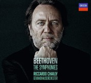 Riccardo Chailly, Gewandhausorchester Leipzig: Beethoven: The Symphonies - CD