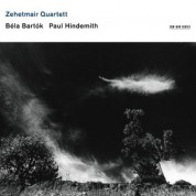 Zehetmair Quartett: Bela Bartok / Paul Hindemith - CD