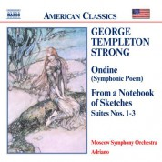 Strong: Ondine /  From A Notebook of Sketches, Suites 1-3 - CD