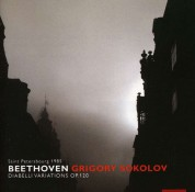 Grigory Sokolov: Beethoven: Diabelli Variations - CD