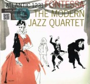 The Modern Jazz Quartet: Fontessa - Plak