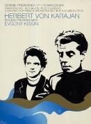 Herbert Von Karajan, Berliner Philharmoniker, Evgeny Kissin: Prokofiev, Tchaikovsky: Symphony No. 1, Concerto For Piano and Orchestra - DVD