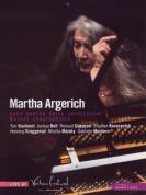 Martha Argerich: Verbier 2007 - 2008 - DVD