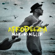 Marcus Miller: Afrodeezia - CD