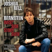 Joshua Bell, Philharmonia Orchestra, David Zinman: Bernstein: West Side Story - CD