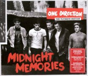 One Direction: Midnight Memories (The Ultimate Fan Edition) - CD