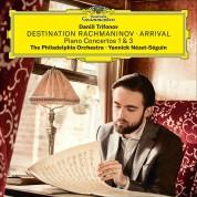 Yannick Nézet-Séguin, Daniil Trifonov, The Philadelphia Orchestra: Rachmaninov: Arrival, Piano Concertos 1 & 3 - CD