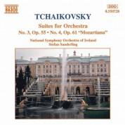 Tchaikovsky: Suites No. 3 and No. 4, 'Mozartiana' - CD