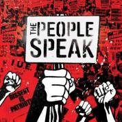 Çeşitli Sanatçılar, Bob Dylan, Bruce Springteen, Eddie Vedder, Pink, Rendy Newman, Jackson Browne, Rich Robbinson: The People Speak (Soundtrack) - CD