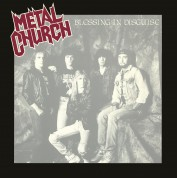 Metal Church: Blessing In Disguise - Plak
