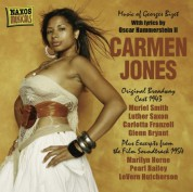 Joseph Littau: Bizet, G.: Carmen Jones (Original Broadway Cast Recording) (1943) / Carmen Jones (1954 Film Soundtrack) (Excerpts) - CD